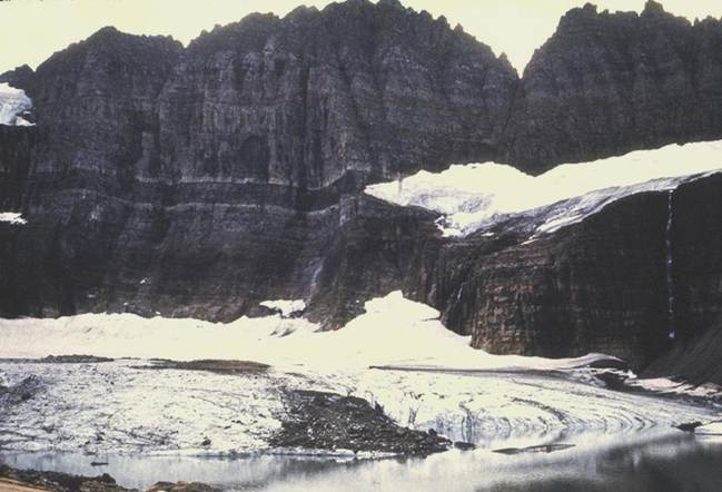 GLACIER NATIONAL PARK (photos from the textbook CD) St
