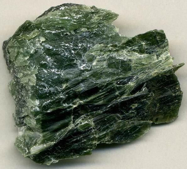 Serpentinite 3 6 Cm Across Quot Foliated Quot Composed Of